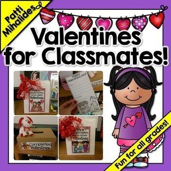 Valentine's for Classmates