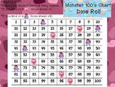 Valentine's 100's Chart Game