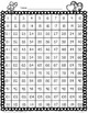 Valentine's Day 120 Chart QR Code Mystery Pictures {Common