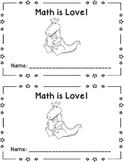 Valentines 2 Digit Addition and Subtraction Book {FREEBIE}