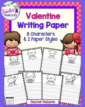 Valentines Day Writing