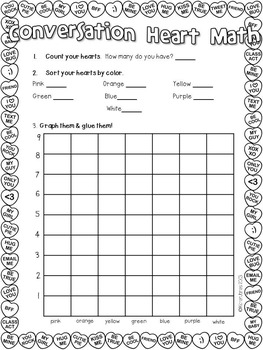 Valentines Day Activities for 1st grade