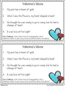 Valentine's Activities {for the Early Finisher Board™}