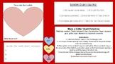 Valentines Activity Page