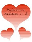 Valentine's Addition 0 to 5
