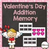 Valentine's Day Addition Memory