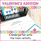 Valentine's Addition Write the Room