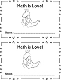 Valentines Addition and Subtraction Book to 20 {FREEBIE}