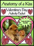 Valentine's Day Activities: Anatomy of a Kiss Valentine's