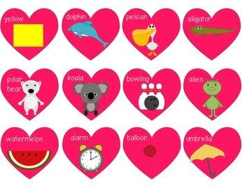 Valentine's Articulation Poems
