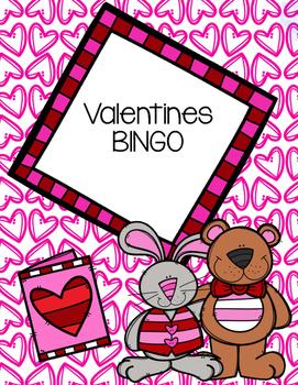 Valentines BINGO