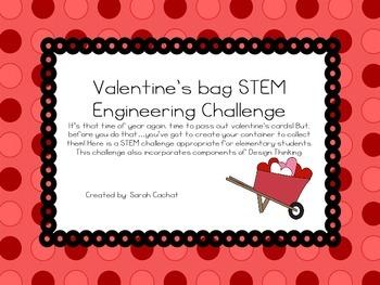 Valentine's Bag STEM Challenge