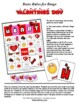 Valentines Bingo / Matching Activities