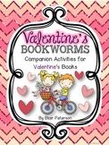 Valentine's Bookworms: Companion Activities for Valentine's Books