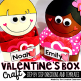 Valentines Box Craft