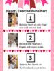 Valentines Bundle: 4 Active Games for PE, Brain Breaks & Indoor Recess
