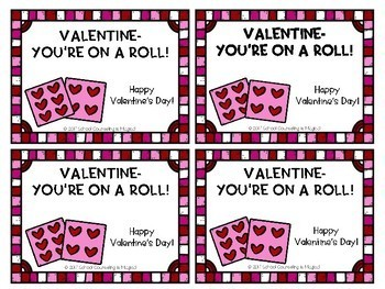 Valentines Cards From the School Counselor
