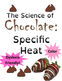 Easter Chemistry: Specific Heat of Chocolate (AP Chemistry Resource) - Color