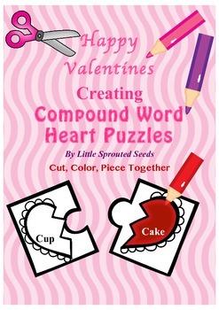 Valentine's Compound Words