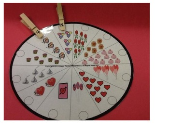 Valentine's Counting Game