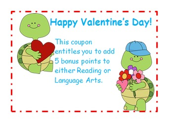 Valentine's Coupons