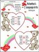 Valentine's Day Language Arts Activities: Valentine's Language Arts
