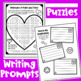 Valentine's Day Center: Valentine's Day Math and Literacy Bundle