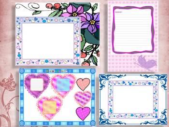 Valentine's  Day -  BUNDLE - PowerPoint presentation - Clip Art