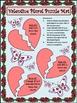 Valentine's Day Activities: Valentine Plural Noun Puzzles ELA Activity - Color