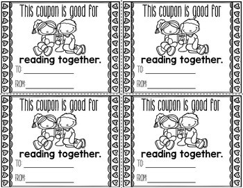 Valentine's Day Puzzles and Coupons