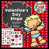 Valentine's Day Activities (Valentine's Day Bingo)