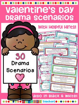 Valentine's Day - 30 Drama Scenarios