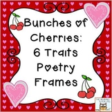 Valentine's Day 6 Traits Poetry Frames