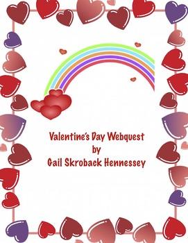 Valentine's Day: A Webquest(Extension Activities)