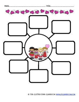 Valentine's Day: A Writing Resource Differentiated for K-5