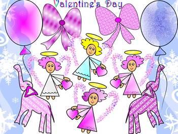 Valentine's Day - Clip Art