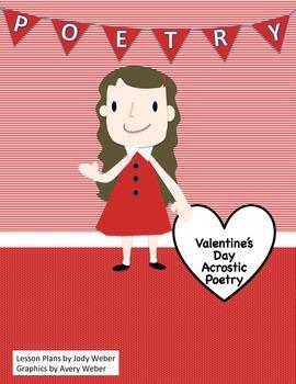 Valentine's Day Acrostic Poetry