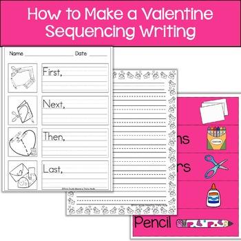 February Valentine Activities