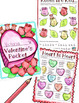 Valentine's Day Activities Packet for 3rd Grade
