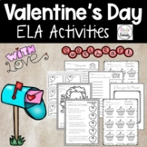 Valentine's Day Activities -ELA Bundle