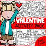 Valentines Day Activities First Grade