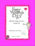 Valentine's Day Activities Grades 2-3