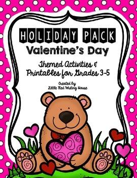 Valentine's Day {Activities & Printables}