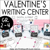 Valentines Writing Center DIGITAL AND PRINT | Valentines D