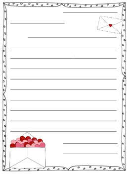 Valentine's Day Activities ~ Writing, ELA and Math