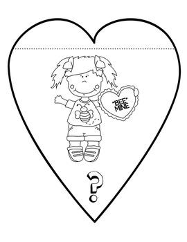 Valentine's Day Activities {FUN Game, ELA, Flip Books & MORE!}