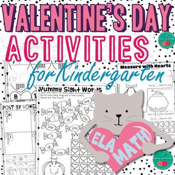 Valentines Day Activities for Kindergarten