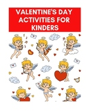 Valentines Day Activities for Kinders: Preschool Valentine