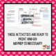 Valentine's Day Activities for Middle School ELA ~ No Prep!