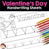 Valentines Day Activities for Preschool PreK Literacy ELA